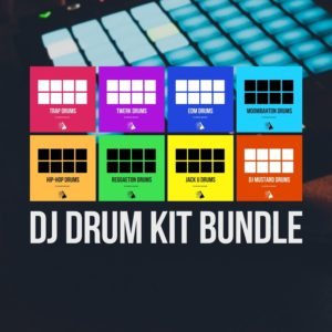 Drum Samples Bundle for DJs